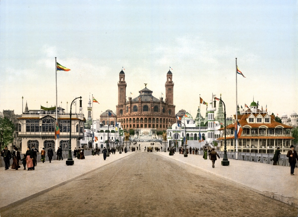 Exposition Universelle Paris 1900 - npcmedia - webchronique - img n°(19)