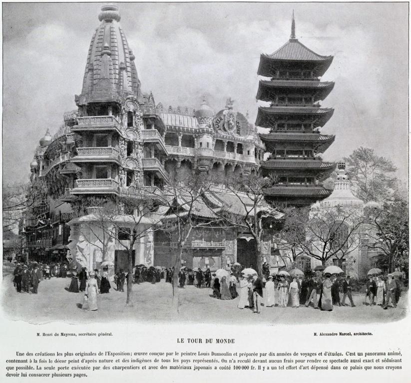 Exposition Universelle Paris 1900 - npcmedia - webchronique - img n°(2)