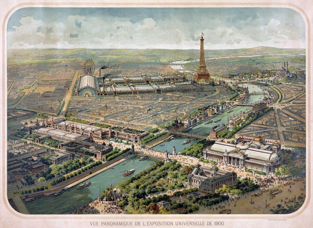 Exposition Universelle Paris 1900 - npcmedia - webchronique - img n°(21)