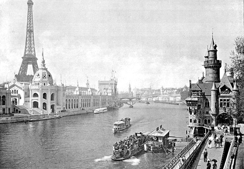 Exposition Universelle Paris 1900 - npcmedia - webchronique - img n°(23)