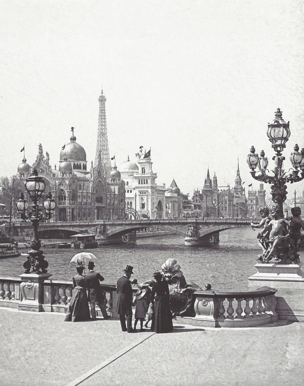 Exposition Universelle Paris 1900 - npcmedia - webchronique - img n°(4)