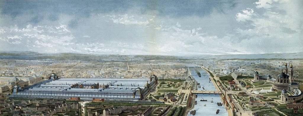 Exposition Universelle Paris 1900 - npcmedia - webchronique - img n°(6)