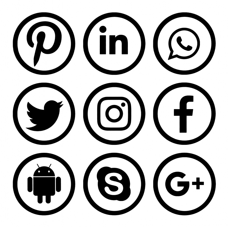 icones social media reseaux sociaux_2