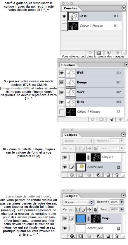 tutoriel colorisation bd 3   webchronique Apprendre  coloriser une BD
