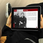 Marie Curie - Application iPad et tablettes