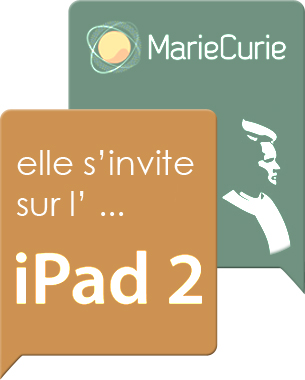 &quot;Marie Curie, Femme de Science&quot;est l&#039;une des applications mobile optimis pour iPad auquel j&#039;ai pu participer  la conception. Il ny a sans doute pas de meilleur moment que celui-ci, alors que nous ftons les cent ans du second prix Nobel de Marie Curie ne Sklodowska, prix Nobel de chimie, et alors que nous sommes ici  linstitut Pierre et Marie Curie, pour prsenter notre application. Application ou site web, car par volont douverture nous avons dcid dutiliser des technologies opensource ...