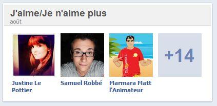 Facebook timeline fanpage F8, les nouveautés 2011