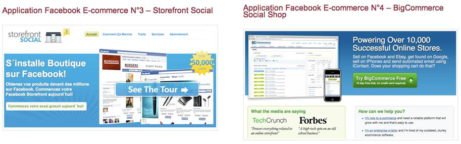fcommerce ecommerce facebook social shopping 2   webchronique Facebook : publicité et e commerce