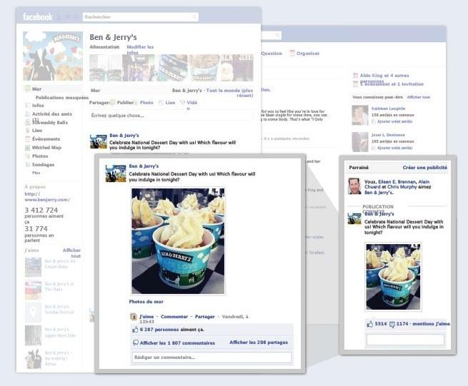 Facebook publicités participative   webchronique Créer une publicité Facebook