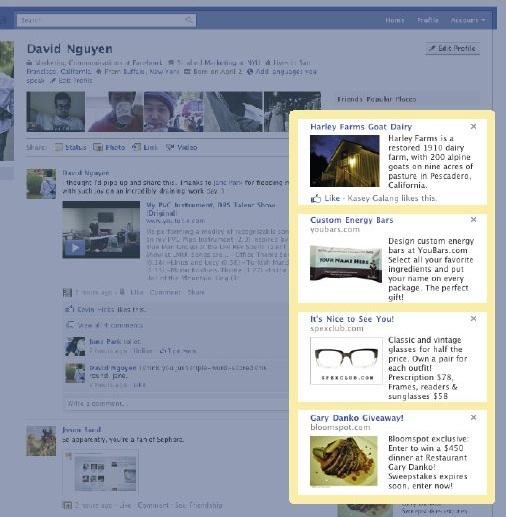 Facebook publicités standard   webchronique Créer une publicité Facebook