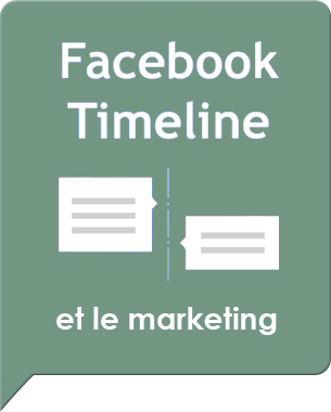 Timeline, le nouveau format (le nouveau design ?) de Facebook engendre bien des changements aussi bien pour l&#039;internaute lambda, que pour les marques.