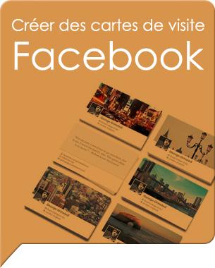 Repéré depuis la mise en ligne du format Timeline : Facebook propose, en partenariat avec moo.com, de se créer des cartes de visites au design Facebook.  J'ai donc essayé étant donné que c'est gratuit (la participation au frais de port étant d'environ 4 €) et je ne suis vraiment pas déçu. La qualité plastique est au rendez-vous ...  Lire la suite ...