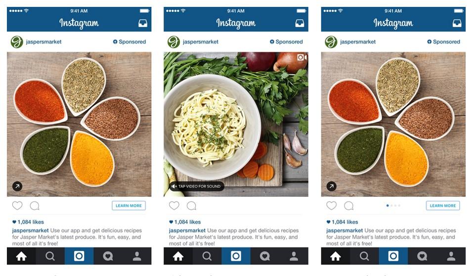 1 publicité instagram entreprises - webchronique