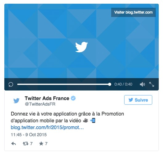 8 applications vidéo twitter - webchronique