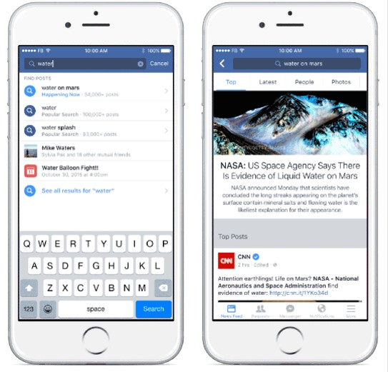 11 moteur facebook - webchronique