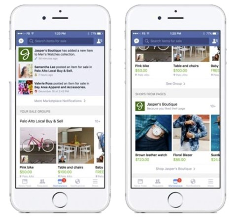 3 marketplace newsfeed - webchronique
