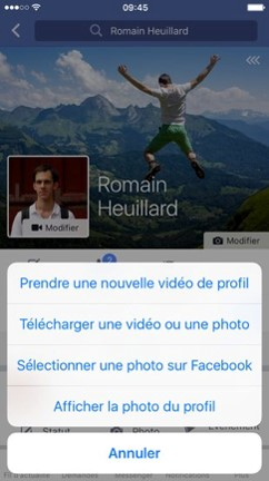 7 facebook video profil - webchronique