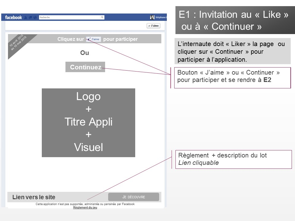 Application jeu-concours Facebook - img n°(1) - npcmedia
