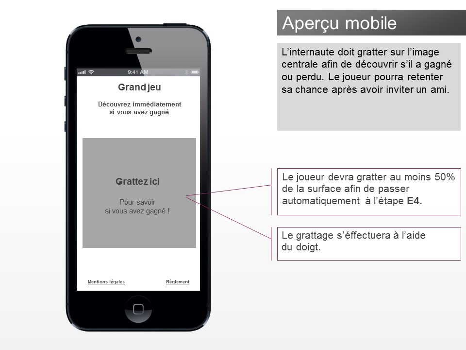 Application jeu-concours Facebook - img n°(10) - npcmedia