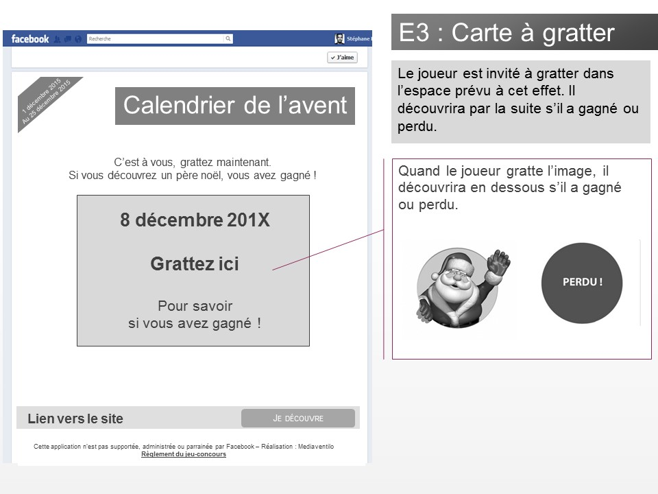 Application jeu-concours Facebook - img n°(13) - npcmedia