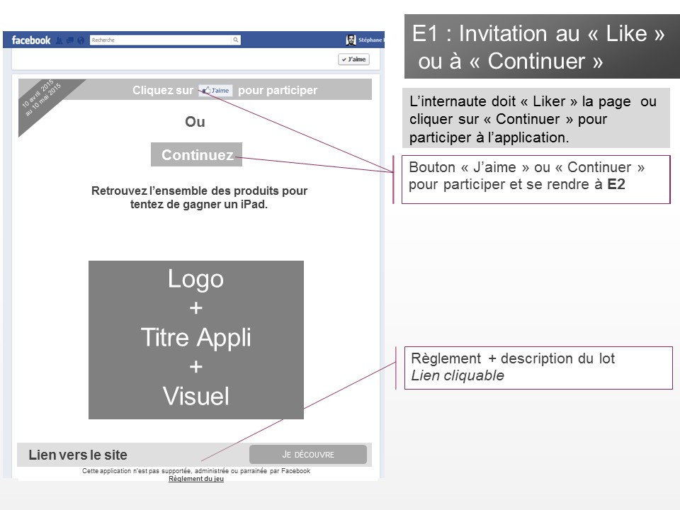 Application jeu-concours Facebook - img n°(16) - npcmedia