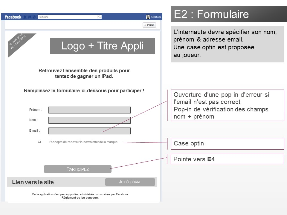 Application jeu-concours Facebook - img n°(17) - npcmedia