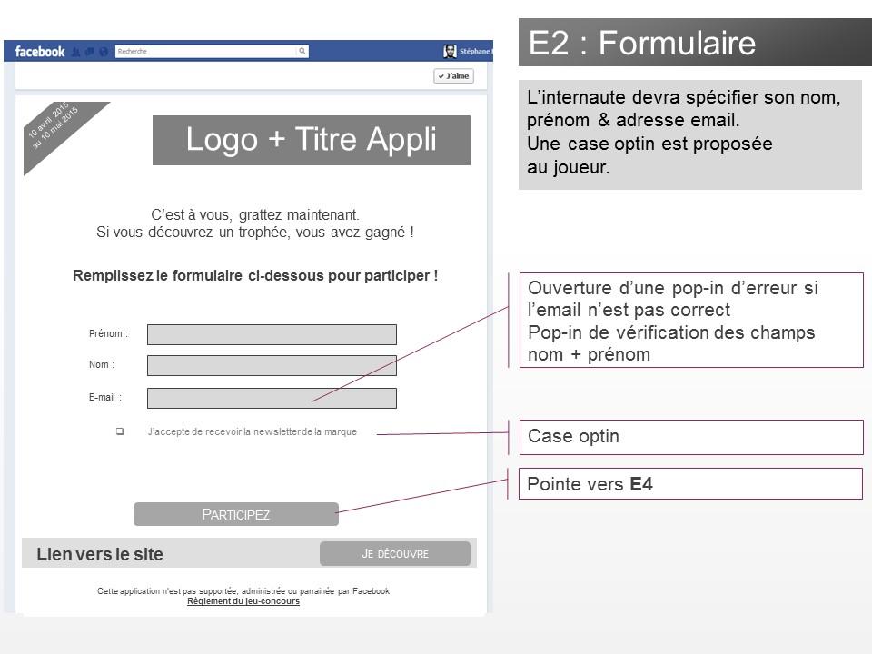 Application jeu-concours Facebook - img n°(7) - npcmedia