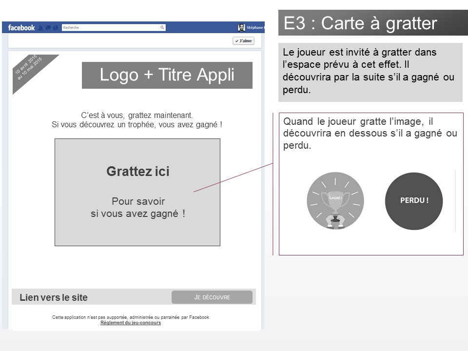 Application jeu-concours Facebook - img n°(8) - npcmedia