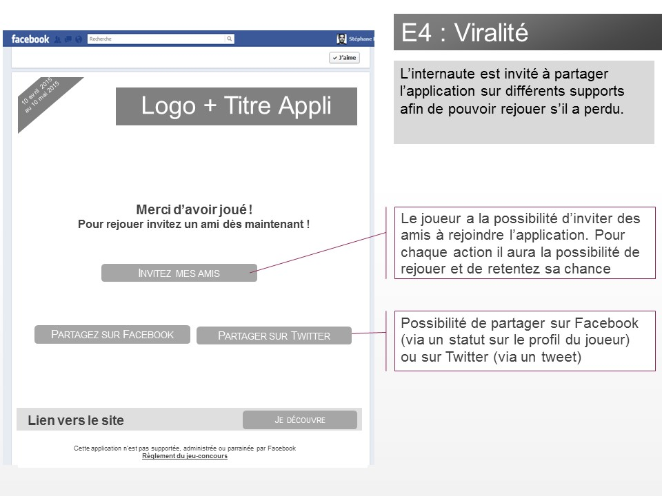 Application jeu-concours Facebook - img n°(9) - npcmedia