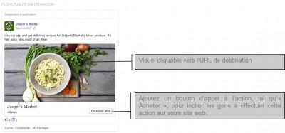 format publicitaire facebook twitter - img n°(2) - webchronique