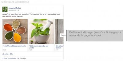 format publicitaire facebook twitter - img n°(3) - webchronique
