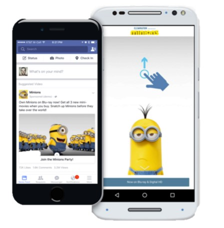 2 Facebook Canvas - webchronique