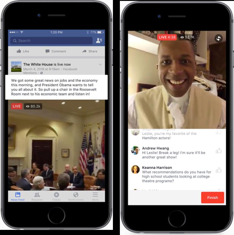 4 facebook live fonctionnalité - webchronique