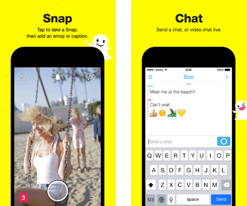 7 snapchat videos - webchronique