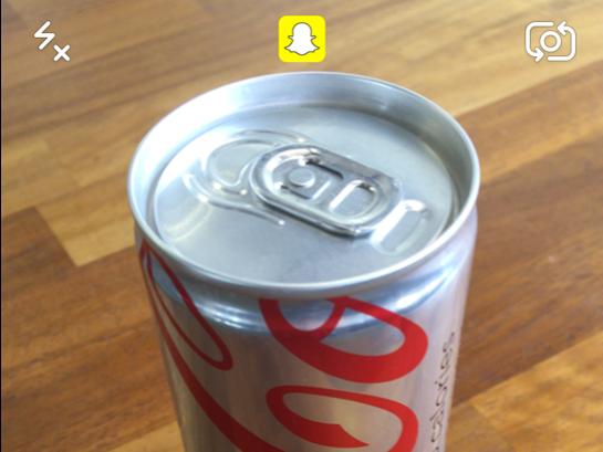 8 snapchat publicités - webchronique