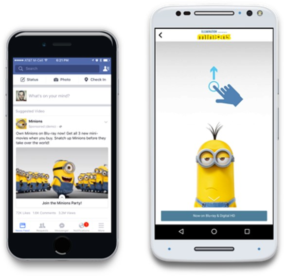 3 facebook canvas - webchronique