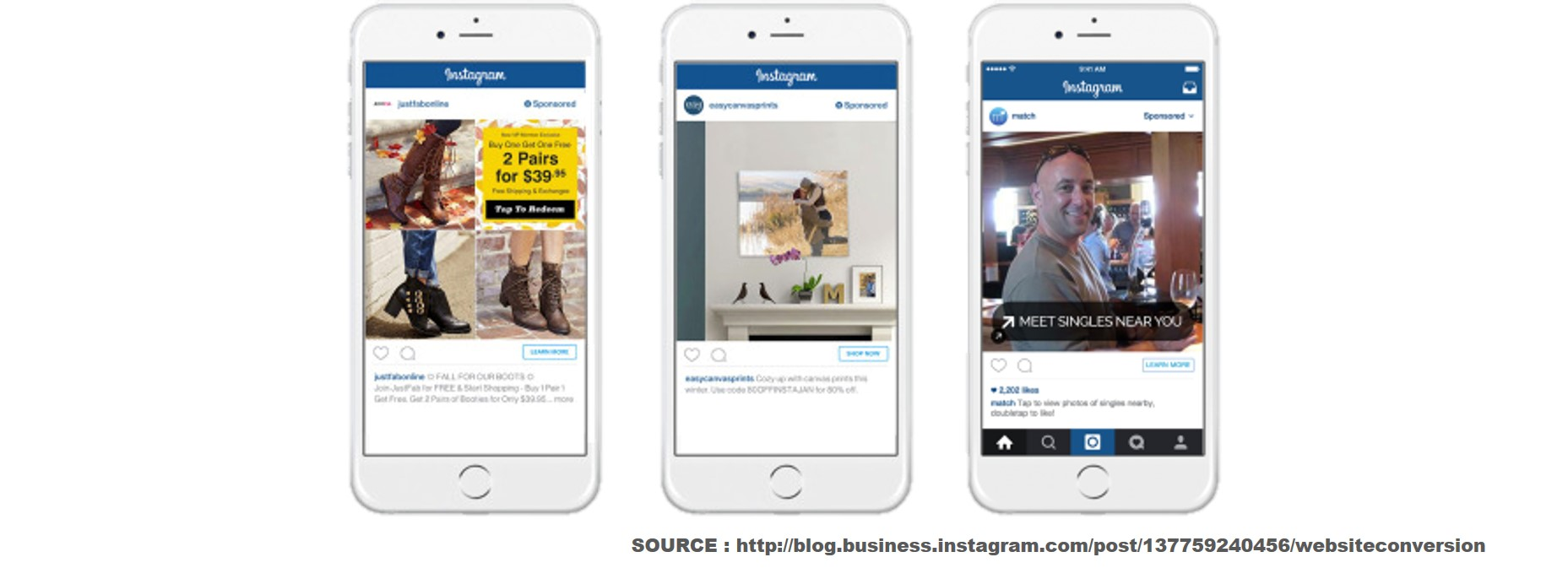 8 instagram conversions - webchronique