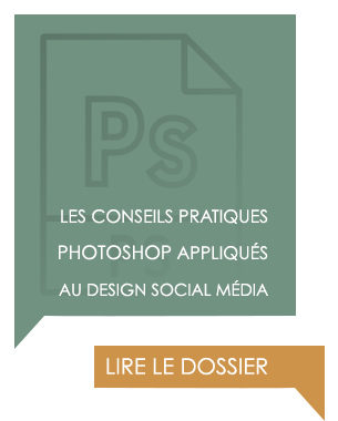 Produire des visuels social media demande une certaine expertises afin d'optimiser le messages. Voici quelques conseils pratiques pour faire de vos statuts Facebook, un véritable lien de communication avec votre cible  Lire la suite ...
