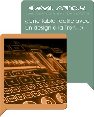 On m'a invité, j'ai testé une table tactile au look futuriste, j'ai jeté un regard dessus, j'ai apprécié, la table m'a apprécié, j'ai apprécié le coté tactile ... Bref, j'ai testé la table multitouch Emulator de Microsoft présenté au Social Club - Paris.  Lire la suite ...