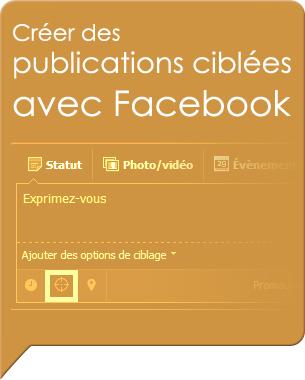 Le réseau social le plus connu au monde vient de lancer une nouvelle fonctionnalité sur les publications des fans pages. Il est maintenant possible de cibler plus précisément un statut à destination de sa communauté.   Lire la suite ...