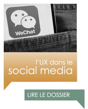 La convergence des médias sociaux et de l'expérience utilisateurs a atteint un niveau de perfection sans précédent avec les médias sociaux chinois qui, d'ailleurs, intègrent toujours plus le social commerce, à l'image de Weibo, WeChat et QQ, comme le rappelle l'étude l'étude Kantar Media « China Social Media Landscape » publiée fin mai 2018 ...  Lire la suite ...